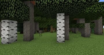 Forestation v0.2 Minecraft Data Pack