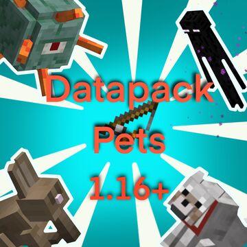 Inventory Pets | Minecraft Datapack Minecraft Data Pack