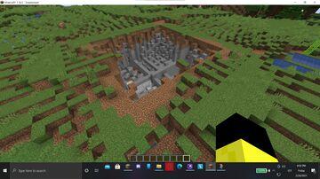 Nuke Minecraft Data Pack