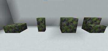 Mossy Cobbled Deepslate Minecraft Data Pack