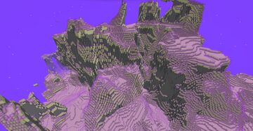 The Chorus Dimension Minecraft Data Pack