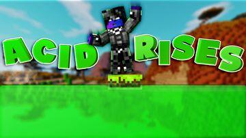 Acid Rises Minecraft Data Pack