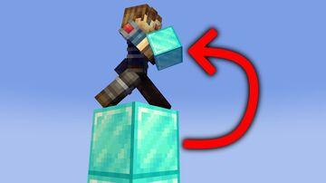 Minecraft But You Get Blocks You Walk On Minecraft Data Pack
