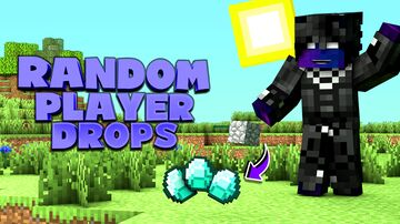 Random Player Drops Minecraft Data Pack