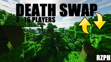Death Swap [2 to 16 players] Minecraft Data Pack