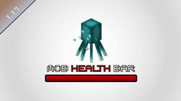 Mob Health Bar (1.17.x) Minecraft Data Pack