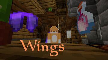 Wings DataPack [1.16+] Minecraft Data Pack