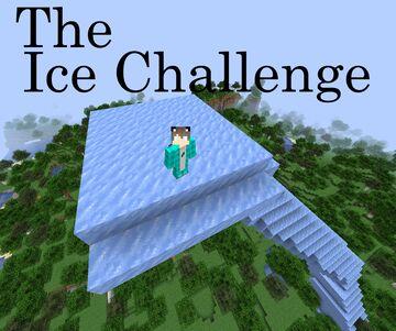 Ice Challenge   Challenge Addon Minecraft Data Pack