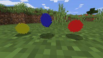 Throwable Elements Minecraft Data Pack