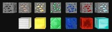 Packed Ores Minecraft Data Pack