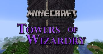 Minecraft: Towers of Wizardry Minecraft Data Pack