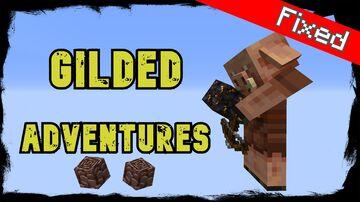 Gilded Adventures! Barter Gilded Blackstone for profit! | True Survival Datapack Minecraft Data Pack