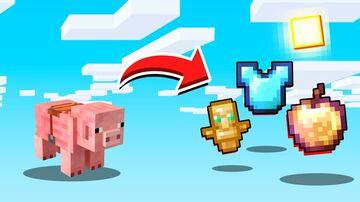 Mob Drop Op Loot Minecraft Data Pack