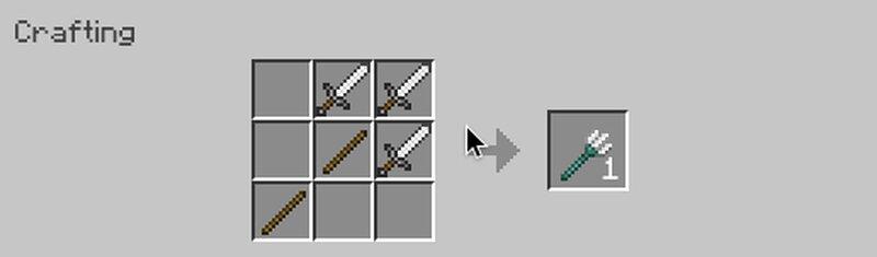 Minecraft Crafting Recipe
