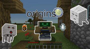 Custom Ghast Origin Datapack for Origins Mod Minecraft Data Pack