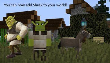 Shrek Datapack for 1.16.5 Minecraft Data Pack