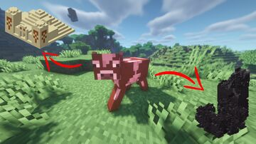 Killing mobs can spawn structures Minecraft Data Pack