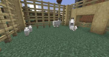 Better Goat Breeding Minecraft Data Pack