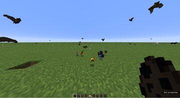 Bats drop Bastion Loot. Minecraft Data Pack