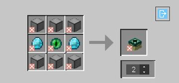 End Portal at home Minecraft Data Pack