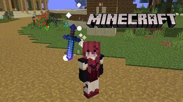 Magic living sword2.0---Prism Minecraft Data Pack