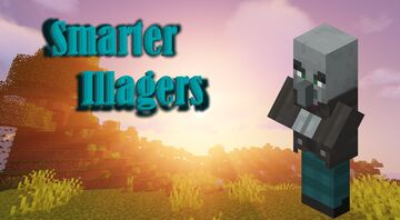 Smarter Illagers - By Pleasenotme Minecraft Data Pack