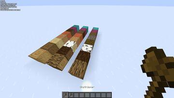 Unstrippable Logs Datapack Minecraft Data Pack