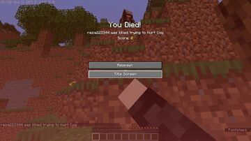 Pacifism Minecraft Data Pack