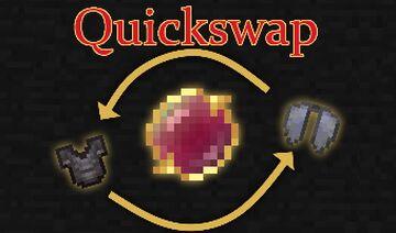Quickswap Minecraft Data Pack