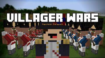 Villager Wars: Napoleon Datapack Minecraft Data Pack