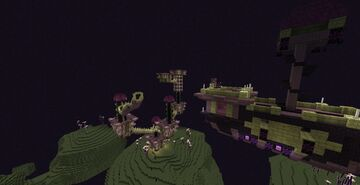 Better End Cities for Endergetic updates Minecraft Data Pack