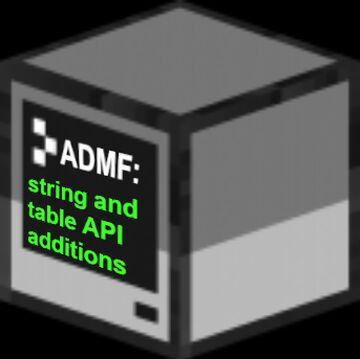 CC - ADMF Minecraft Data Pack