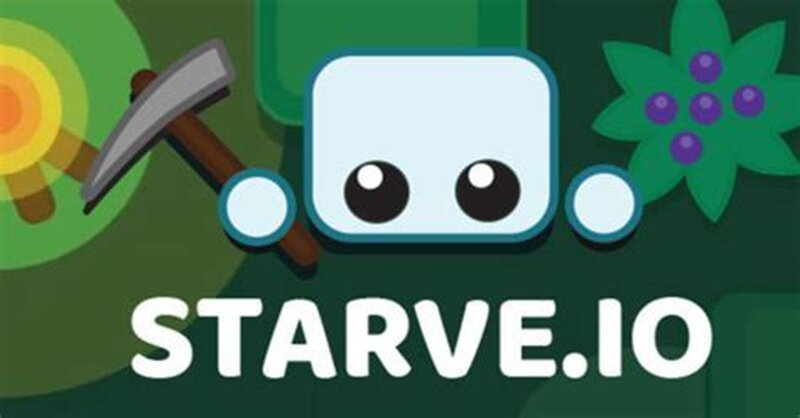 Slightly inspired by Starve.io. Starve.io inspired crafting recipes!