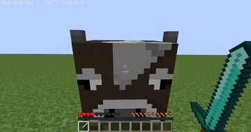 MINECRAFT BUT ALL MOBS ATTACK YOU! Minecraft Data Pack