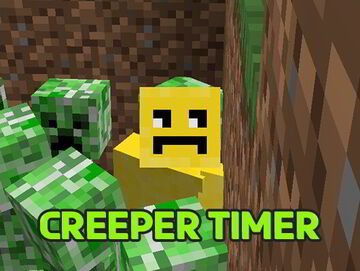 Minecraft but 3 Creepers Spawn every 30 Seconds Minecraft Data Pack