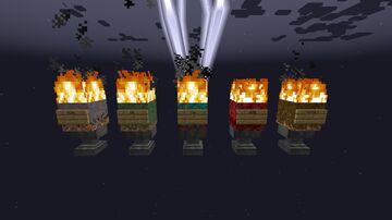Grass, your worst nightmare! Minecraft Data Pack