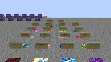 Parkour Block Effects! -- Minecraft Datapack Minecraft Data Pack