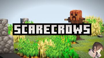 Scarecrows Minecraft Data Pack