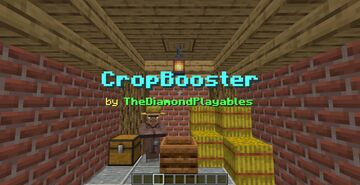 CropBooster: Boost Crop Growth with Composters! [1.17x] Minecraft Data Pack