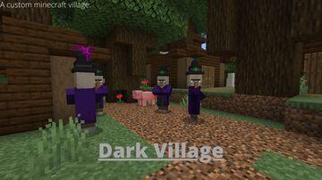 Dark Village Minecraft Data Pack