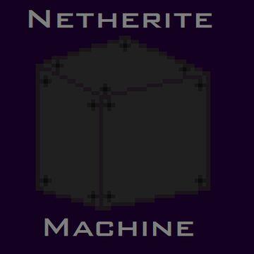 Ultra Cheating Netherite Generator Machine Minecraft Data Pack