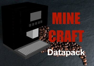 Coffeemachine [1.16] Minecraft Data Pack