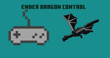 Ender Dragon Control Minecraft Data Pack