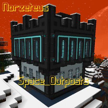 Norzeteus Space Outposts Datapack Minecraft Data Pack