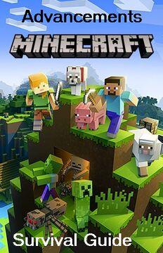 Minecraft Survival Guide Advancements [BETA] 0.1V Minecraft Data Pack