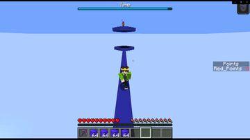 Bridge wars minigame Minecraft Data Pack