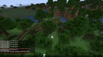Unreliable Lives Minecraft Data Pack