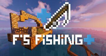 F's Fishing + 1.1 (Better Fishing !) Minecraft Data Pack