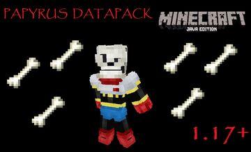 Papyrus Datapack Minecraft 1.17+ Minecraft Data Pack