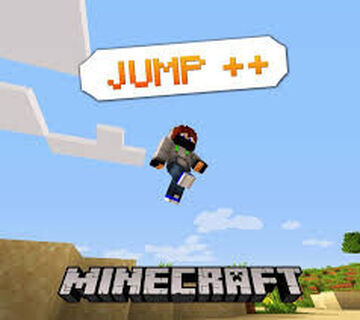 Minecraft, But Your Jump Multiplies Every Time You Jump Minecraft Data Pack